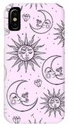 A Vintage Seamless Pattern That IPhone Case