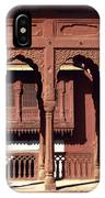 A Walk Among The Arches.. IPhone Case