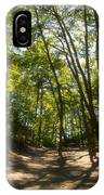 A Walk In The Dunes IPhone Case
