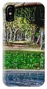 A Walk In The Park By Diana Sainz IPhone Case