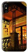 A Warm Summer Night In Charleston IPhone Case