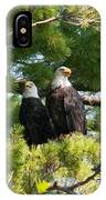 A Watchful Pair IPhone Case
