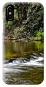A Waterfalls Beginning IPhone Case