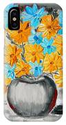 A Whole Bunch Of Daisies Selective Color II IPhone Case