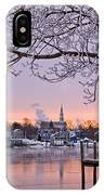 A Winter's Day IPhone Case