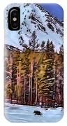 Lone Wolf IPhone X Case