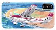Cessna 206 And A1a Husky IPhone Case