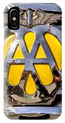Aa Mu Emblem IPhone Case