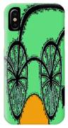 Ab4a IPhone Case