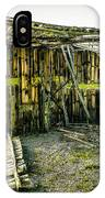 Abandoned Bird Observatory  IPhone X Case