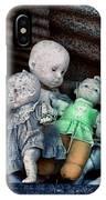 Abandoned Dolls IPhone Case