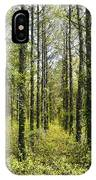 Abandoned Forest In Scott Arkansas IPhone Case