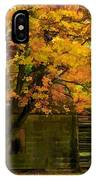Abandoned In The Country IPhone Case