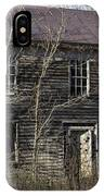 Abandoned Mansion IPhone Case