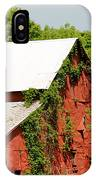 Abandoned Old Barn IPhone Case
