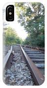 Abandoned Railroad 1 IPhone Case