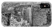 Abandoned Root Cellar - Alstown - Washington - May 2013 IPhone Case