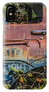 Abandoned Truck IPhone Case