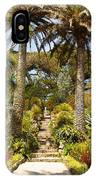 Abbey Gardens Of Tresco On The Isles Of Scilly IPhone Case