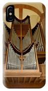 Abbey Organ IPhone Case