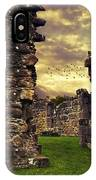 Abbey Ruins IPhone Case