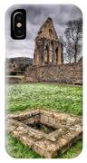 Abbey Well IPhone Case