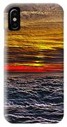 Above The Marine Layer V3 IPhone Case