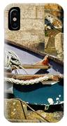 Above The Tideline IPhone Case