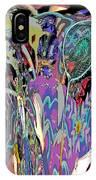 Abracadabra Abstract IPhone Case