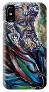 Abraham  Patriarch IPhone Case