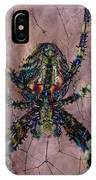 Abstrachid 3 IPhone Case