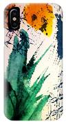 Abstract - Splashes Of Color IPhone Case