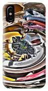Abstract - Vehicle Recycling IPhone Case