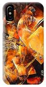 Abstract 0549 - Marucii IPhone Case