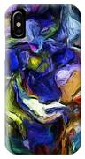 Abstract 082713b IPhone Case