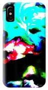 Abstract 105 IPhone Case