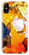 Abstract 111 IPhone Case