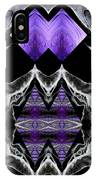 Abstract 136 IPhone Case