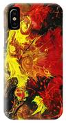 Abstract #15 IPhone Case