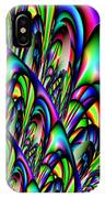 Abstract 155 IPhone Case