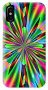 Abstract 158 IPhone Case