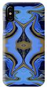 Abstract 162 IPhone Case