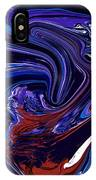 Abstract 170 IPhone Case
