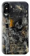Abstract 184150 IPhone Case