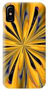 Abstract 227 IPhone Case