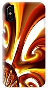 Abstract 235 IPhone Case
