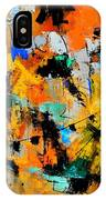 Abstract 315002 IPhone Case