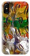 Abstract 3961 IPhone Case