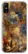 Abstract 404-08-13 Marucii IPhone Case