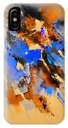 Abstract 4110212 IPhone Case